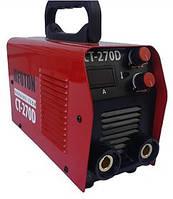 Сварочный инвертор Foton CT 270D, дисплей, чемодан