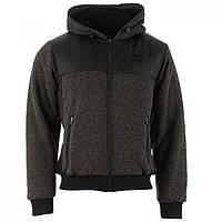 Куртка Everlast Lined Zip Charcoal Twist - Оригинал