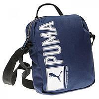 Сумка Puma Pioneer Portable Organiser Navy - Оригинал