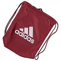 Рюкзак для обуви Adidas Performance Logo Gym Red - Оригинал
