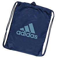Рюкзак для обуви Adidas Performance Logo Gym Blue - Оригинал