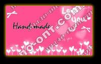 Набор визиток для мастера  - Люблю тебя