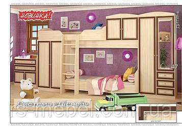 """Меблі для дитячої """"Дісней"""" (Мебель-Сервіс)"""