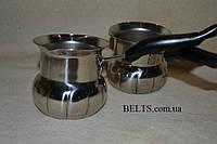 Турка для кофе, турки на 360 мл, кофеварка Coffee Warmers DF-3007 (2 шт.), фото 1