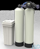 Установка умягчения воды непрерывного действия Nerex DSF0844-CV-Twin, фото 1
