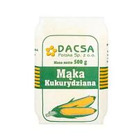 Мука кукурузная, 0,5кг, Dacsa