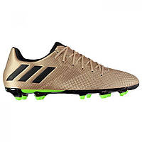 Бутсы Adidas Messi 16.3 FG CopperMet Black - Оригинал 4ccf0848f5bdf
