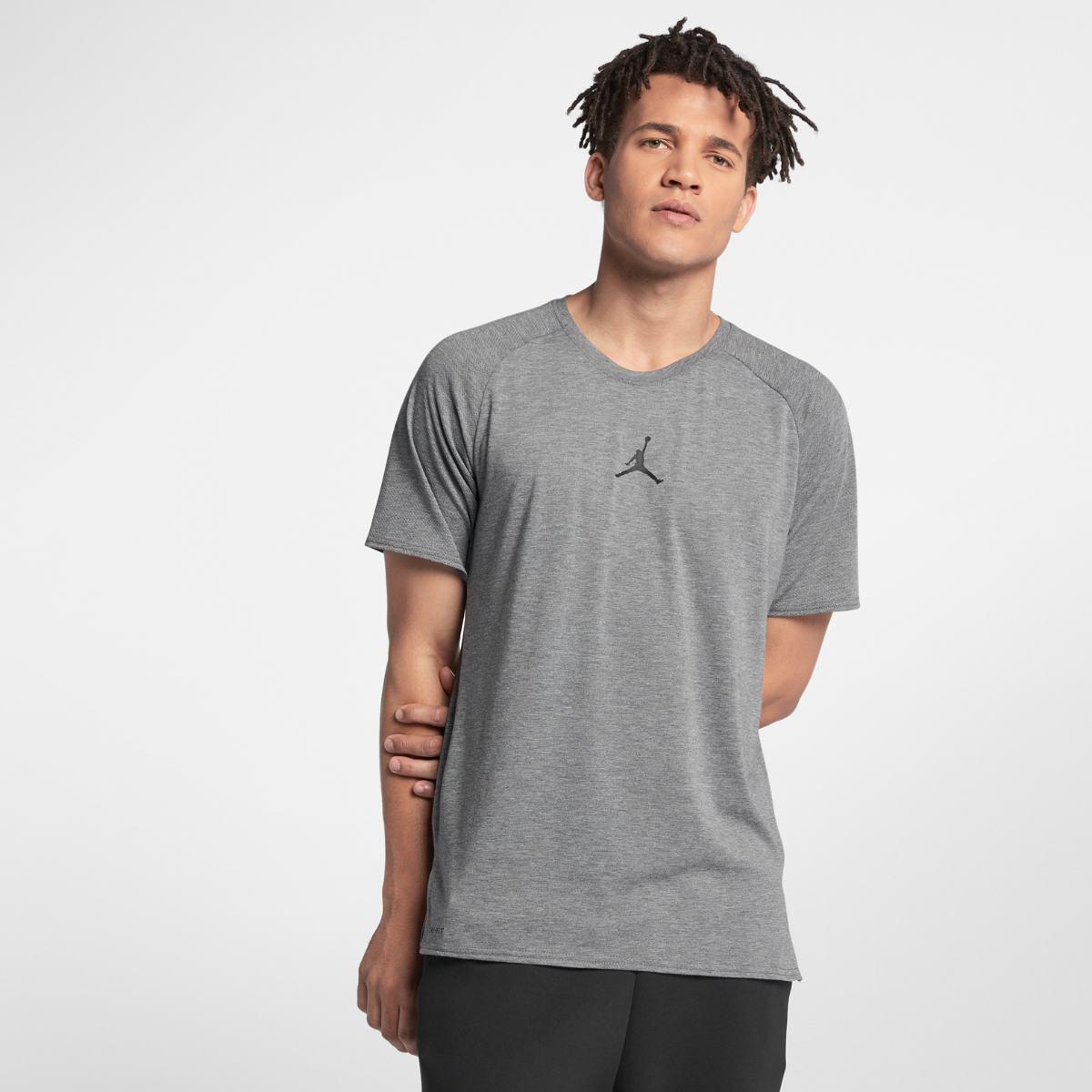 5cd29a24 Купить Мужская футболка NIKE 23 Alpha Dry Top (Артикул: 889713-091 ...