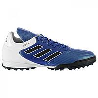 Бутсы Adidas Copa 17.3 Blue Blk White - Оригинал cd0d2ade3d7b1