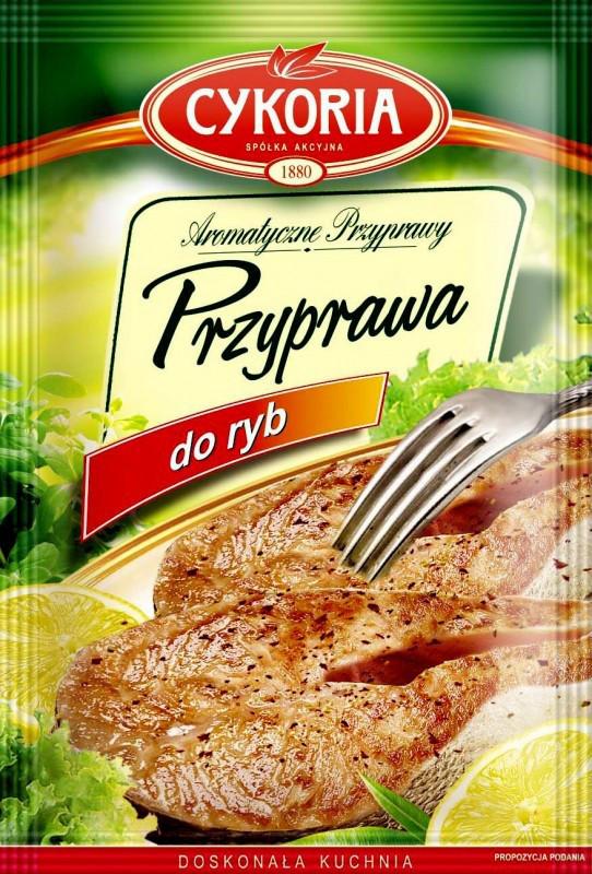 Приправа для рыбы Cykoria 40 г Польша