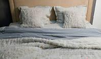 Плед-покрывало Devo Home из конопляного меха 150х220 см