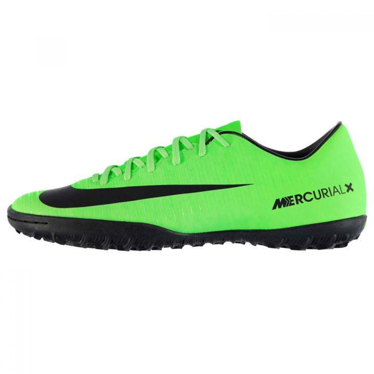 7b727864 Бутсы Nike Mercurial Victory Green/Black - Оригинал - FAIR - оригинальная  одежда и обувь