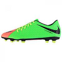 Бутсы Nike Hypervenom III 3 Phade FG Football Green/Black - Оригинал