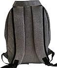 Рюкзак спортивний з накаткою, фото 3