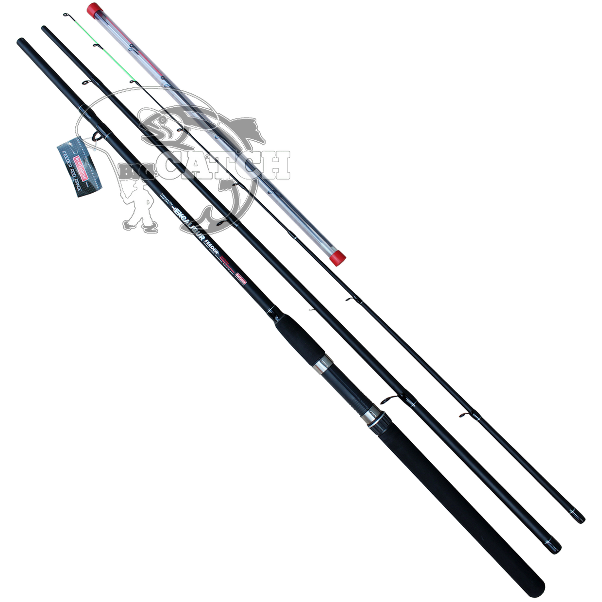 Фидер Bratfishing Excalibur Feeder 3.9м., 120гр