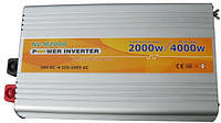 Инвертор напряжения 24-220 Вольт 2000Вт NV-M2000