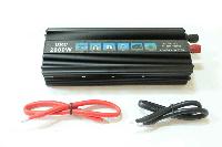 Преобразователь напряжения авто инвертор UKC 12V-220V 2000W