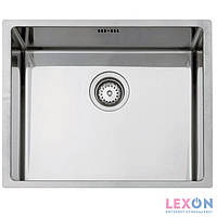 Кухонная мойка из нержавеющей стали Teka BE LINEA 50.40 R15 (10125134) полированная