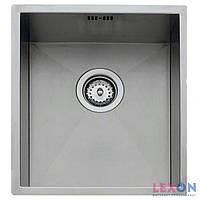 Кухонная мойка из нержавеющей стали Teka BE LINEA 34.40 R15 (10125125) полірована