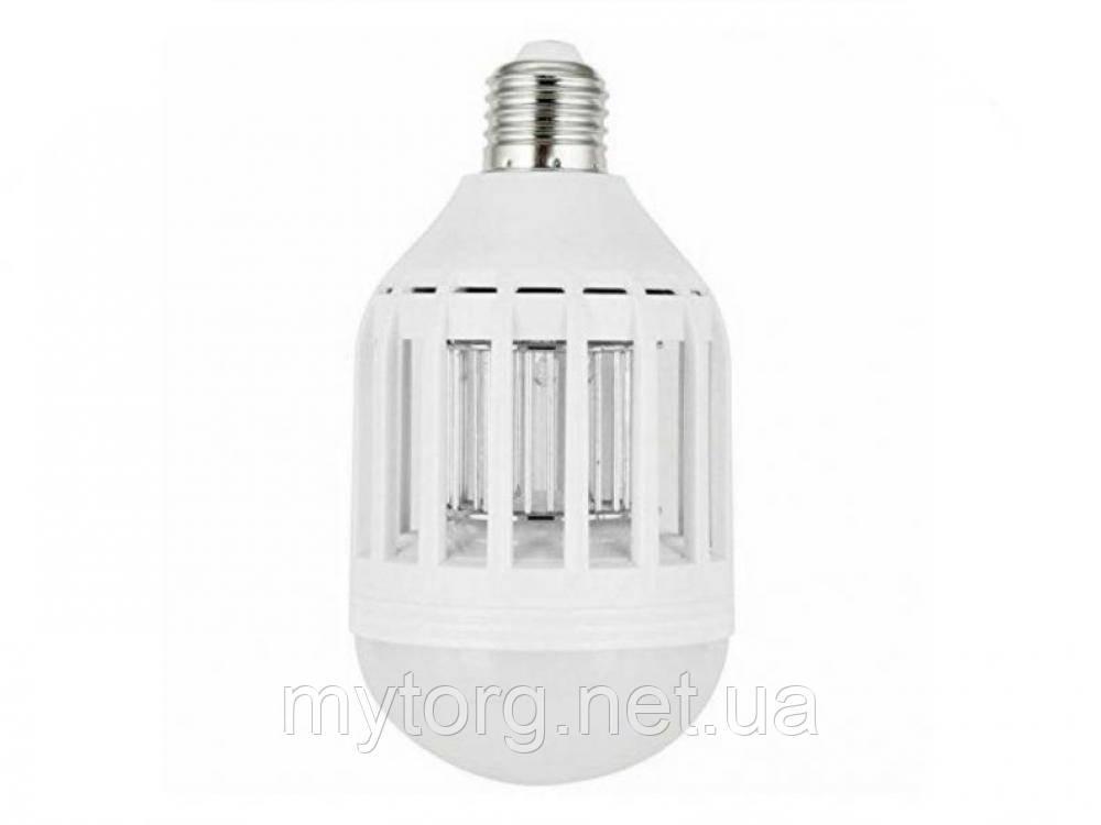 LED лампа от комаров Houseen E27 Уценка №389 Уценка!