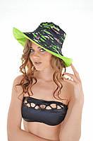 Мягкая летняя шляпа с узкими полями Iconique IC7 044 One Size Черный