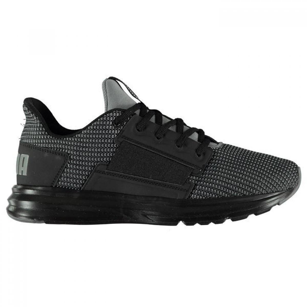 Кроссовки Puma Enzo Street DkGrey Black - Оригинал - FAIR - оригинальная  одежда и обувь 1024196effa