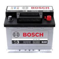 Автомобильный аккумулятор BOSCH (S3005) 56Ач