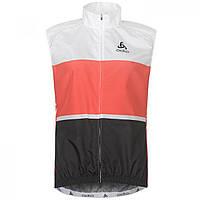 Жилет Odlo Lightweight Cycling White/Pink - Оригинал