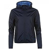 Куртка SoulCal Packable Rain Navy - Оригинал