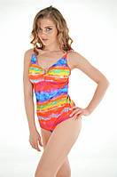 Яркий совместный купальник Argento 347291 46 Цветной Argento 347291