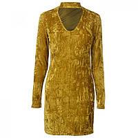 Платье Glamorous Bodycon Acid Yellow - Оригинал