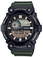 Оригинальные Часы Casio AEQ-200W-3AVEF