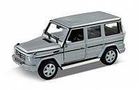 "Машина Welly ""MERCEDES-BENZ G-CLASS"", метал., масштаб 1:24, в кор. см (12шт)"