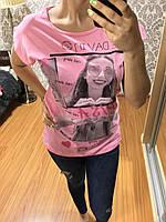 Женская футболка, модель Miss