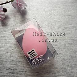 Спонжа для макияжа -Tools For Beauty Pink 1 шт