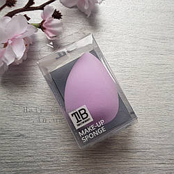 Спонж для макияжа -Tools For Beauty violet  шт