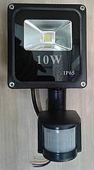 Прожектор светодиодный c датчиком Neomax 10W 6500K
