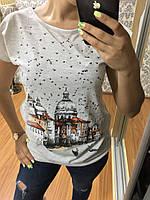 Футболка женская пр-во Турция, Венеция