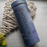 Освітлюючий порошок для волос мульти блонд Wella Professionals Blondor Multi-Blonde Powder 400 гр