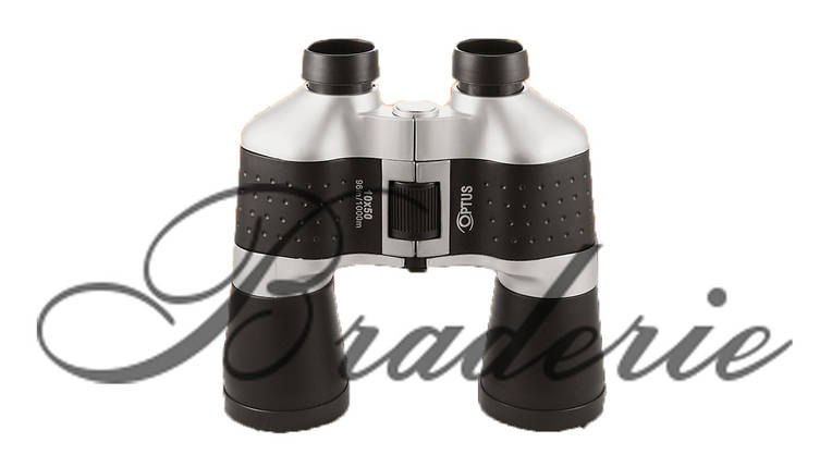 Бинокль 10x50 OPTUS, фото 2