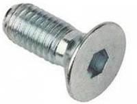 Винт DIN 7991 — винт с потайной головкой с внутренним шестигранником или шлицем Torx