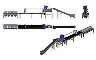 Лінія для переробки / сортування / калібрування часнику разом чи по ділянкам. Линия для переработки чеснока, фото 1