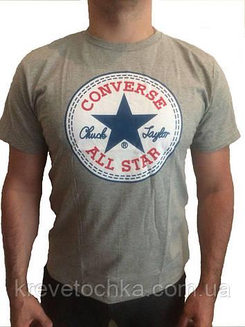 Футболка Converse all star, фото 2