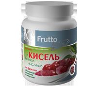 Кисель на фруктозе Вишня - малина 300 г