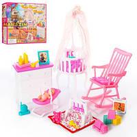Мебель для кукол, детская комната