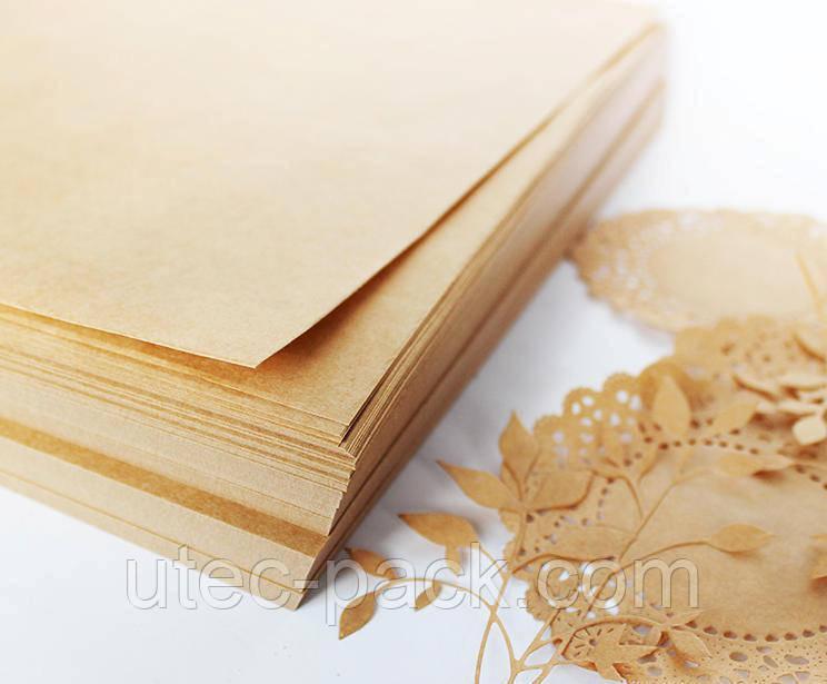 Крафт папір для скрапбукінгу і Hand-Made в рулонах