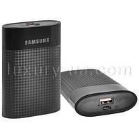 Внешний аккумулятор для телефона Power Bank SAMSUNG карбон 10000mAh USB(1A)