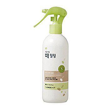 The Face Shop Пилинг-скатка для тела Спрей Body Clean Peeling Mist 300ml