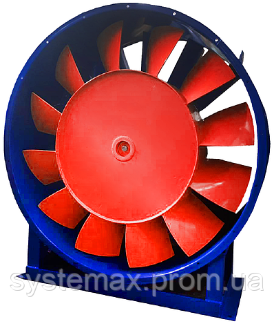 Вентилятор осевой В 2,3-130 №12,5 (ВО-46-130 №12,5), фото 2