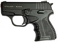 Шумовой пистолет ATAK Arms Stalker Mod. 2906 Black, фото 1